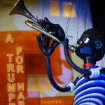 """Werbebild für """"A Trumpet for Nap"""", 2011"""