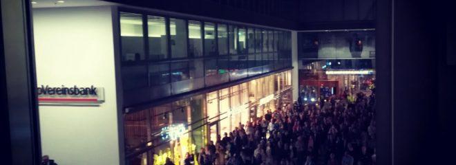 Festspielnacht: Publikum