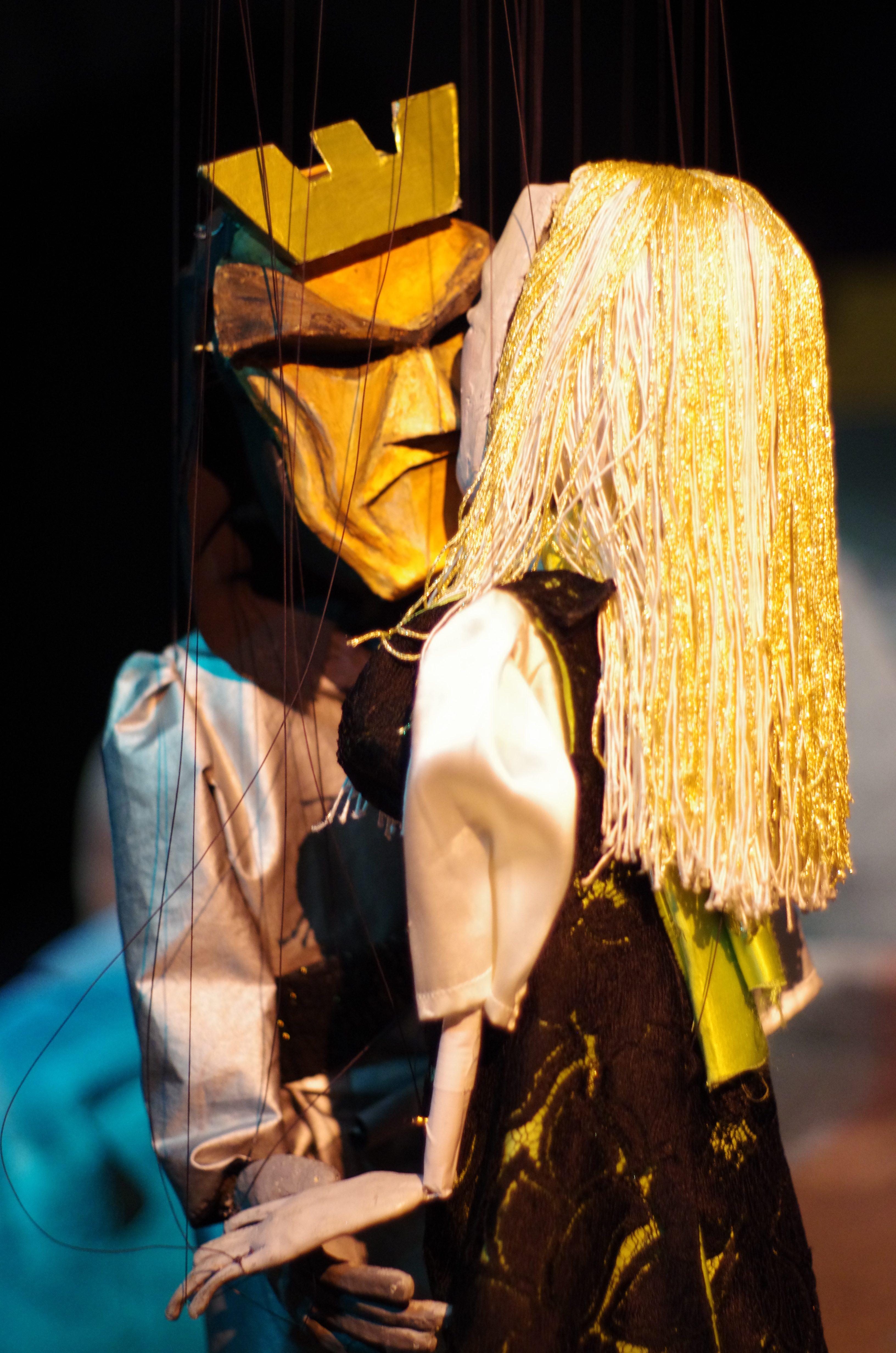 """Macbeth und Lady Macbeth (""""Macbeth"""", 2009)"""